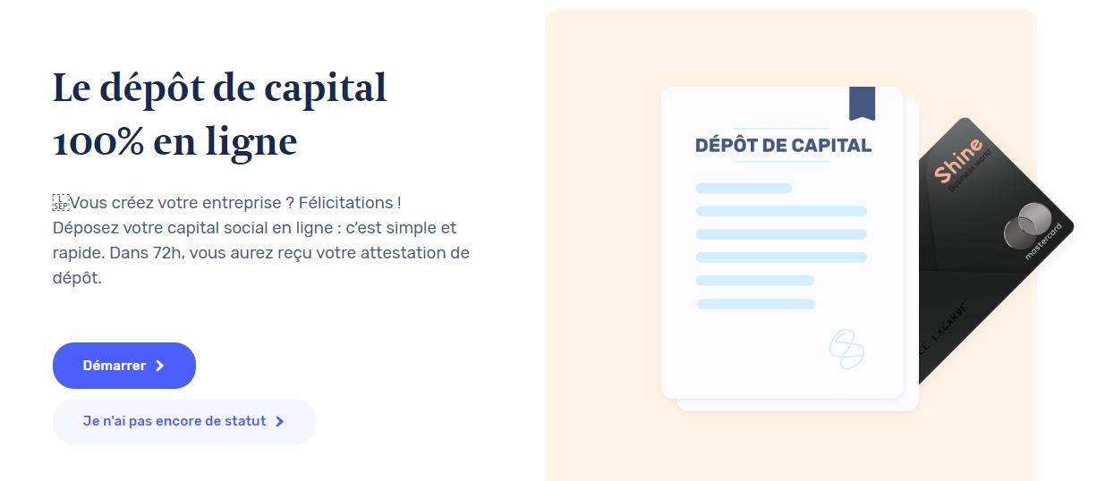 shine depot capital